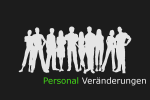 PersonalVeraenderungen