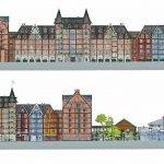 Konzept des neuen Europa Park Hotels
