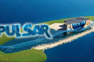 Konzept von Pulsar