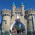 Eingangsbereich Medieval Faire