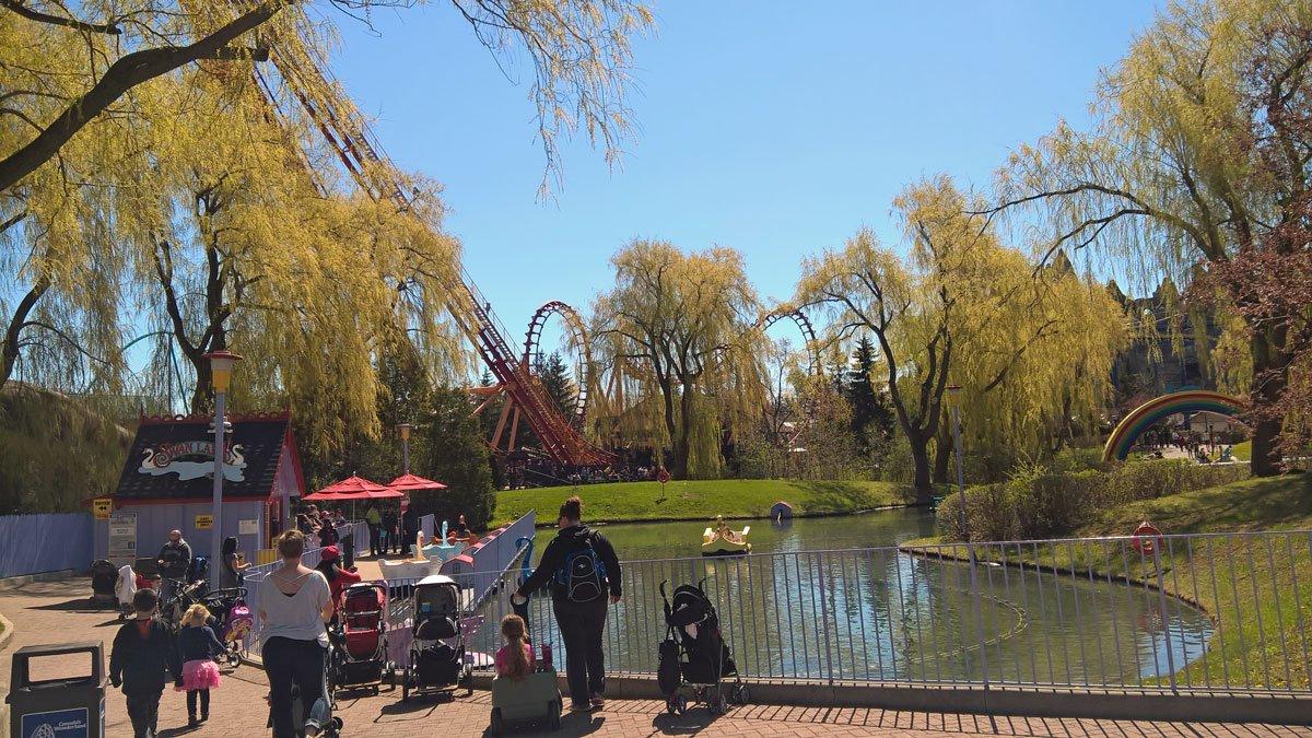 CanadasWonderland Park