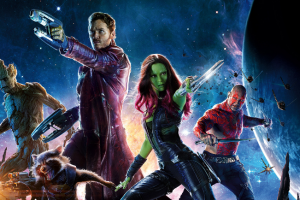 Guardians of the Galaxy (c) Marvel