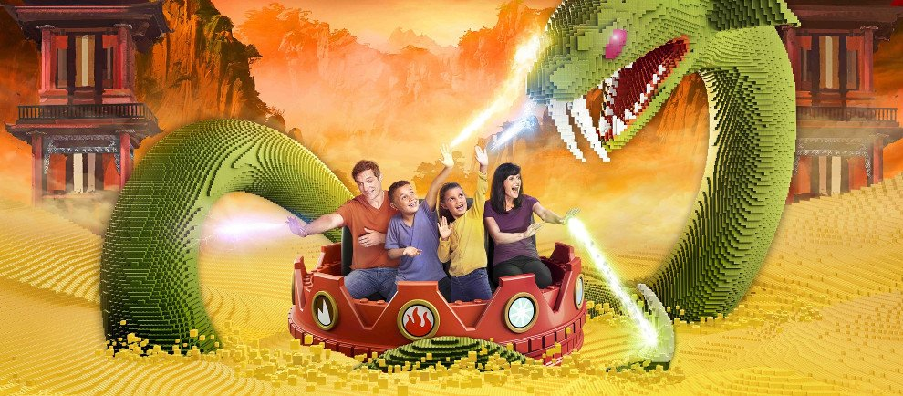 """""""Ninjago World"""" kommt in das Legoland Deutschland"""
