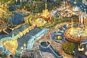 "Konzept der ""Magical World of Russia"""