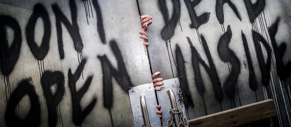 """""""The Walking Dead Breakout"""" (c) Movie Park Germany"""