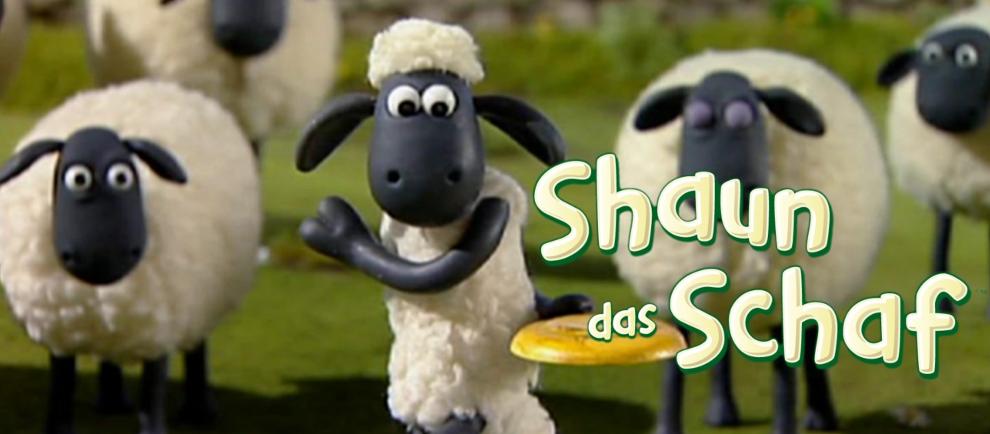 Shaun das Schaf (c) Aardman