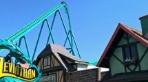 """Leviathan"" in Canadas Wonderland (c) Christopher Hippe / ThemePark Central"