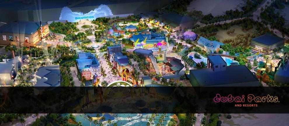 (c) Dubai Parks and Resorts