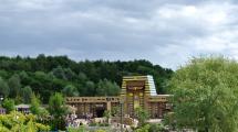 Land der Pharaonen im Legoland Deutschland