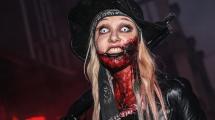 Zombie beim Halloween Horror Fest (c) Movie Park Germany