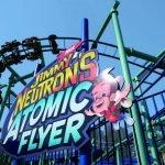 Jimmy Neutron's Atomic Flyer (c) Movie Park Germany