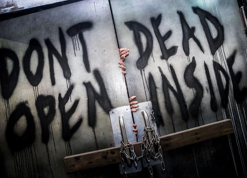 The Walking Dead Breakout (c) Movie Park Germany
