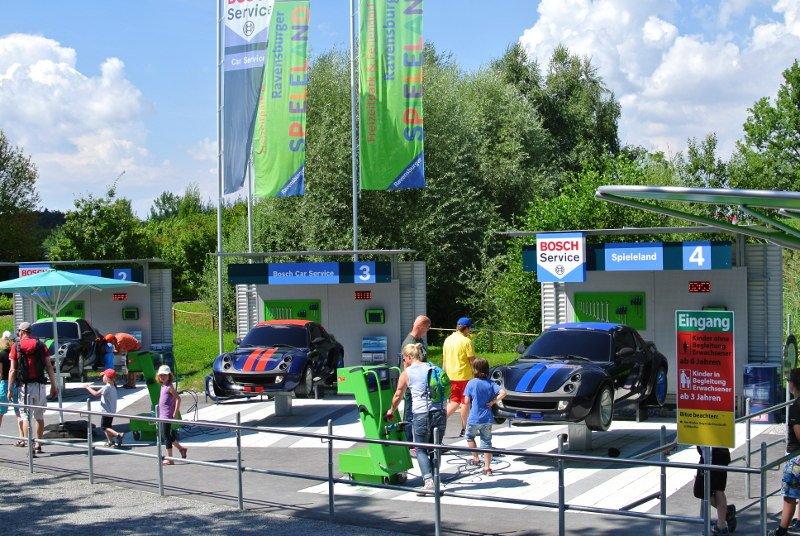 Bosch Car Service Räderwechsel