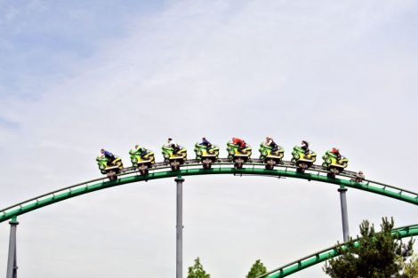 Boosterbike (c) Christopher Hippe/ThemePark Central
