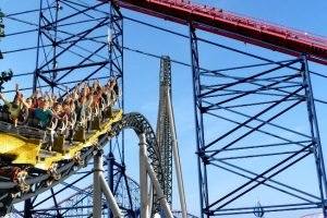 (c) Blackpool Pleasure Beach