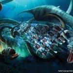 Kraken VR (c) Sea World Orlando