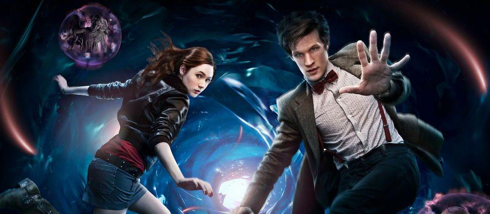 Doctor Who bekommt in China, eine eigene Attraktion (c) BBC