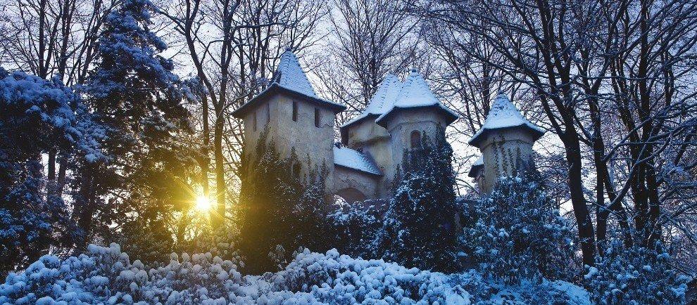 Winter Efteling (c) Efteling