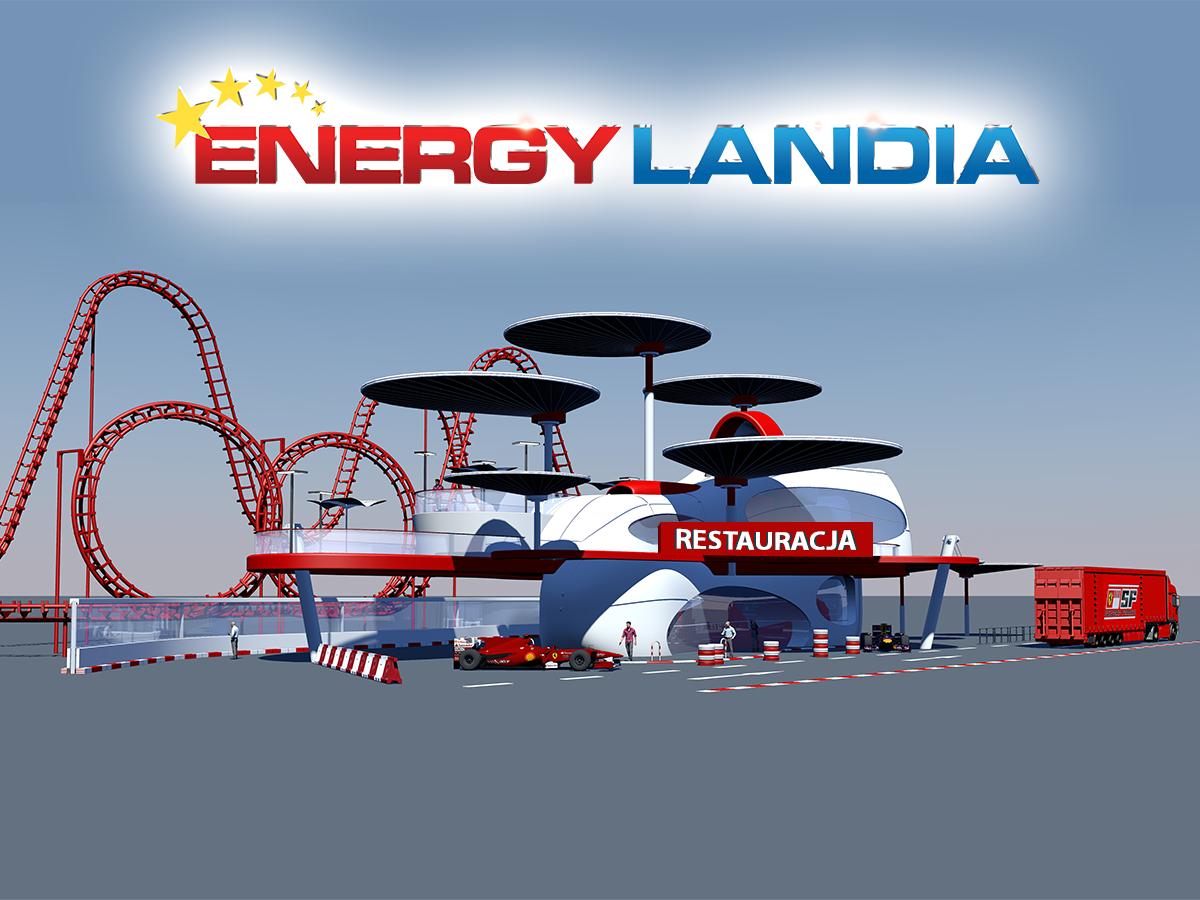 (c) Energylandia