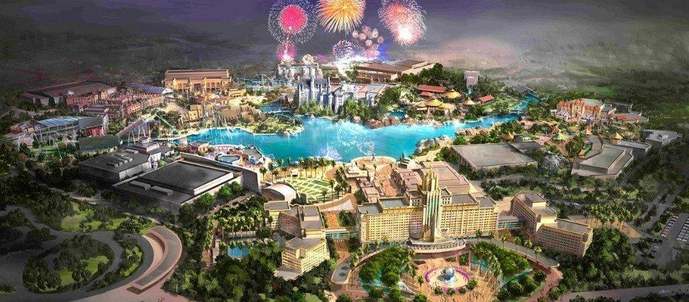 (c) Universal Studios Peking