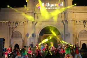 (c) Bollywood Parks Dubai