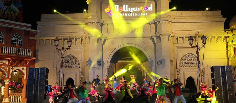 (c) Bollywood Parks Dubai