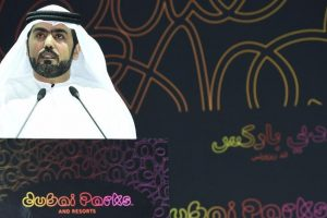 Raed Kajoor Al Nuaimi, Geschäftsführer von DXB Entertainments (c) Dubai Parks and Resorts