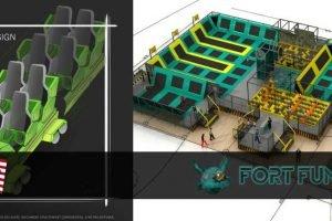 (c) Fort Fun Abenteuerland / ThemePark Central