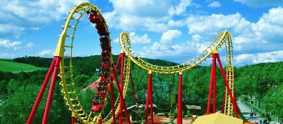"""""""Boomerang"""" im Freizeit-Land (c) Freizeit-Land Geiselwind"""