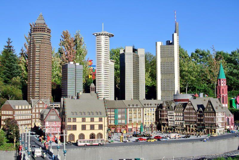 Frankfurt im Miniland