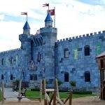 Ritterburg im Legoland Resort