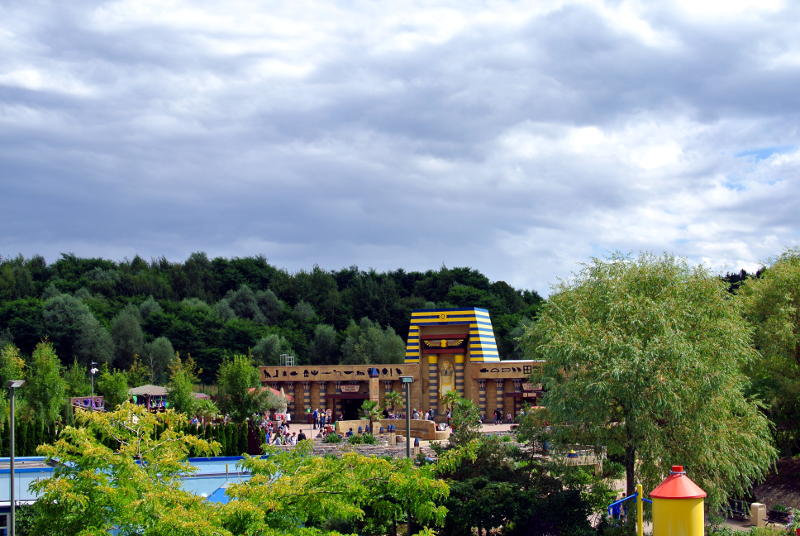LegolandDeutschland TempelX pedition