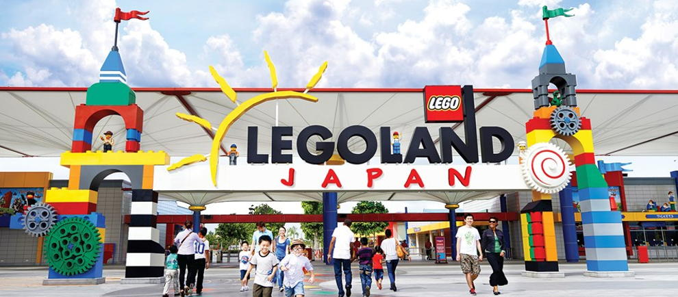 (c) Legoland Japan