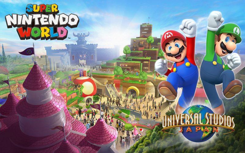 Super Nintendo World (c) Universal Studios / Nintendo