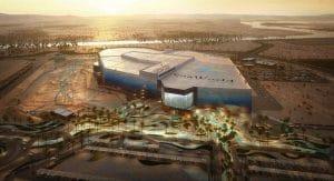 So wird die SeaWorld in Abu Dhabi fertig aussehen © SeaWorld Abu Dhabi