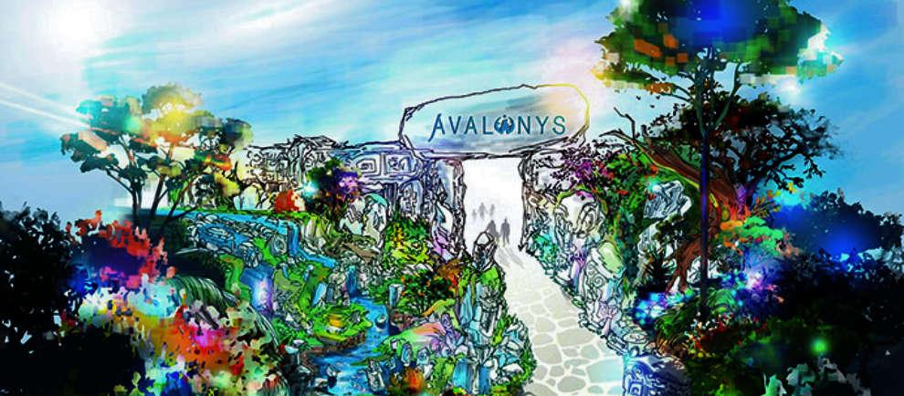 (c) Avalonys