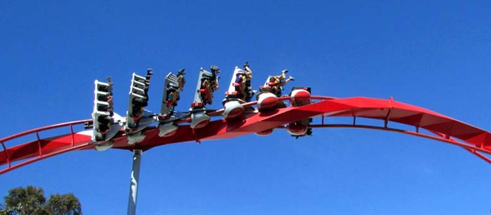 Flight Deck (c) California´s Great America / Cedar Fair