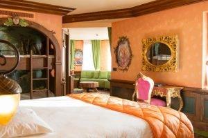 Die Märchenbaum Suite im Efteling Hotel (c) Efteling