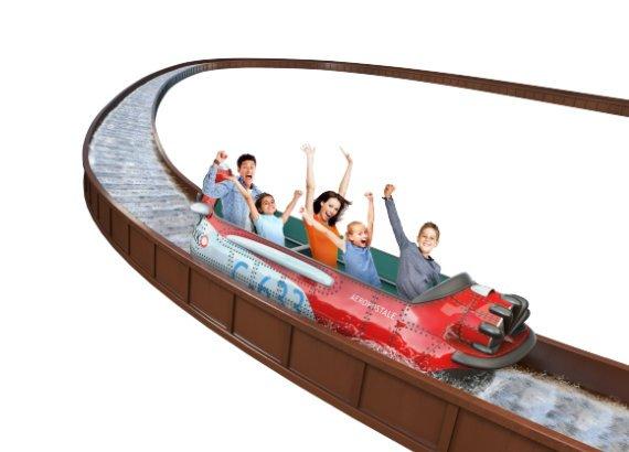 """Konzept der Boote von """"Atlantique Sud"""" (c) Le Parc du Petit Prince"""