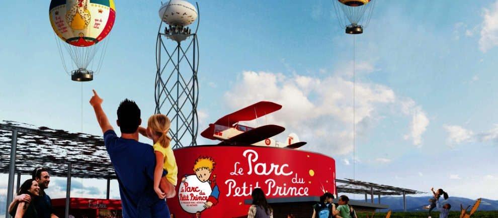 (c) Le Parc du Petit Prince