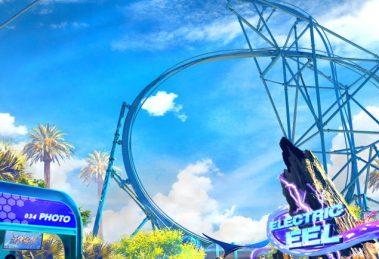 """So wird der """"Electric Eel"""" aussehen (c) Sea World San Diego"""