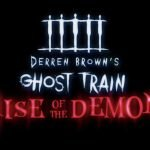 """Derren Brown´s Ghost Train: Rise of the Demon"" Logo (c) Thorpe Park"