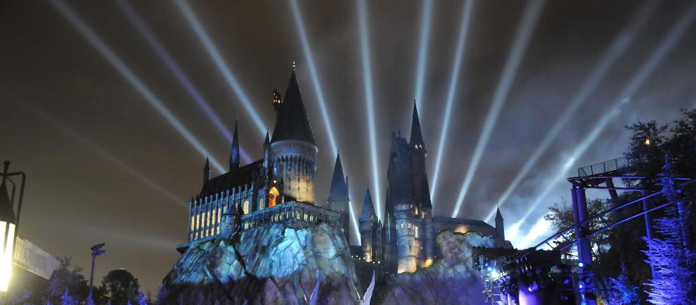 (c) Universal Studios Orlando