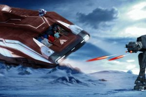 Star Tours (c) Disneyland Paris
