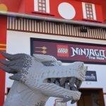"Der Eingangsbereich zu ""Ninjago The Ride"" (c) ThemePark Central/Marcel Felke"