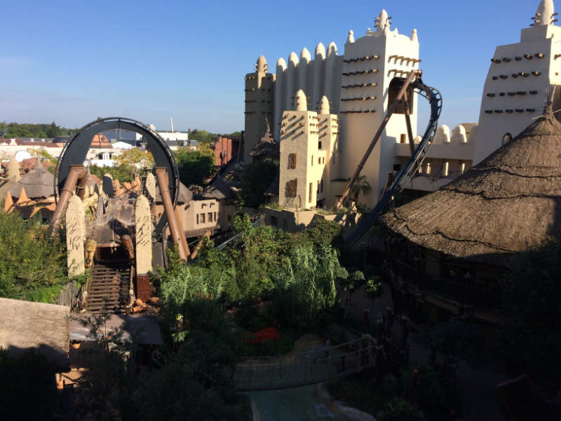 Phantasialand BlackMamba 1