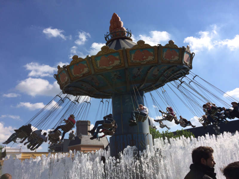 Phantasialand Wellenflug 1