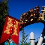 Dragon Challenge bei Fahrt (c) Universal Studios Orlando
