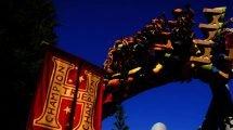 Dragon Challenge aus den Universal Studios Orlando