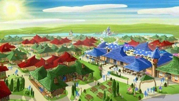 (c) Gardaland